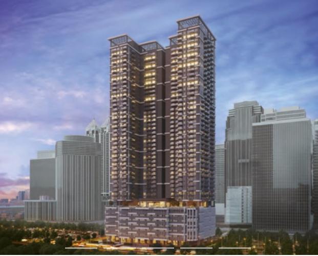 【フィリピン】丹下都市建築設計がデザインする都市型コンドミニアム