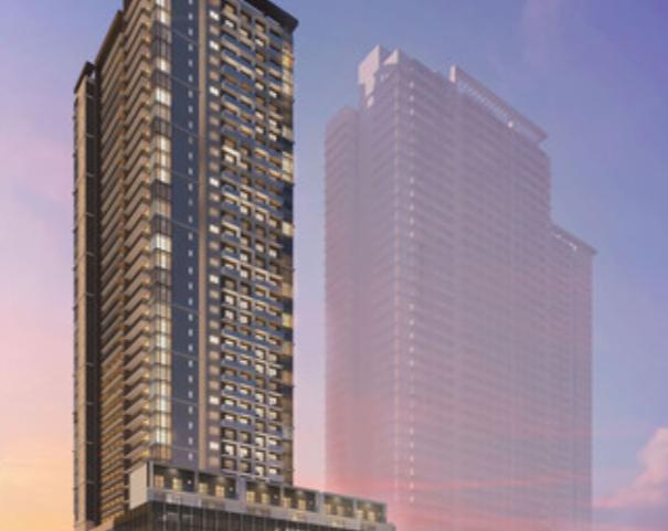 【フィリピン】マニラ オルティガスイースト  大規模再開発 −レジデンス&オフィス−
