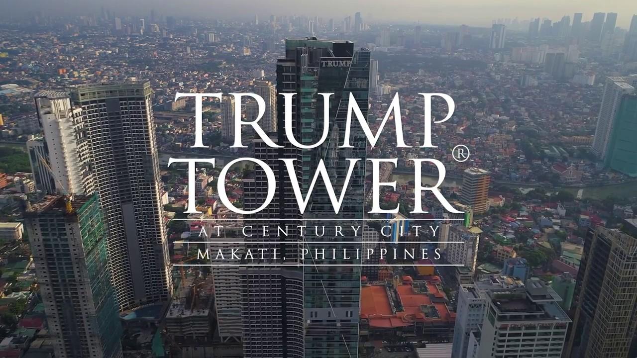 【フィリピン】フィリピンに東南アジア初のあのトランプタワー!アメニティの家具はHERMES!