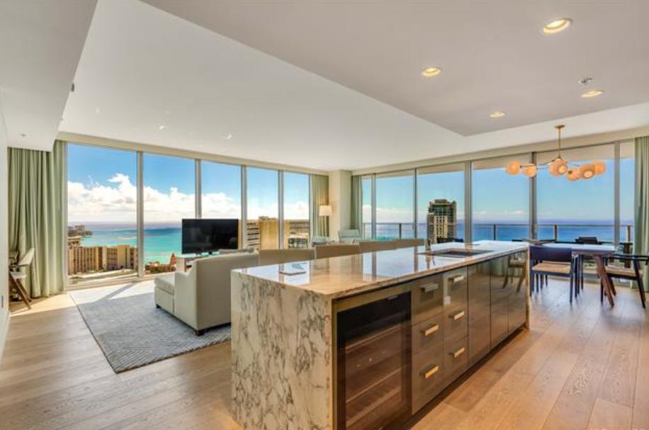 【アメリカ・ハワイ州】リッツ・カールトンが手掛けた贅沢な空間(#3407 )