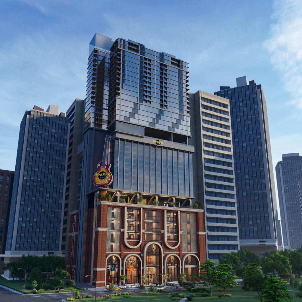 【マレーシア】クアラルンプールの中心に建設中!コロニアル様式の複合開発物件