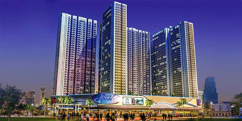 【フィリピン】1階には大型ショッピングモールがあり使いやすく住みやすい単身利用者にはオススメの物件です!