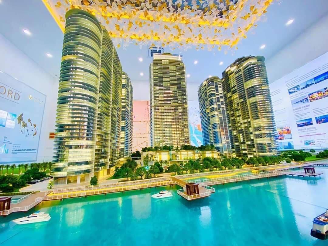 【カンボジア】プノンペンで人気急上昇地区のリゾートコンドミニアム